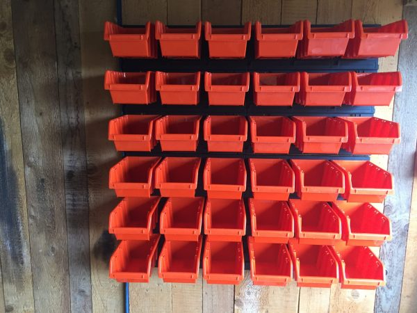 Bolt Storage Bins L36