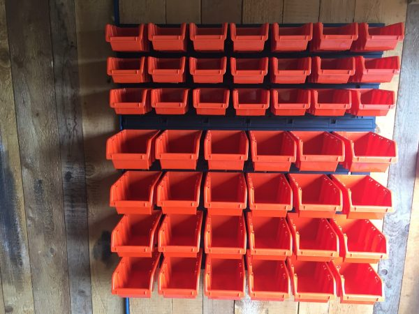 Screw Storage Containers L45