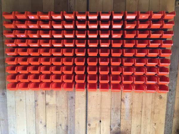 Parts Storage Containers XXL126
