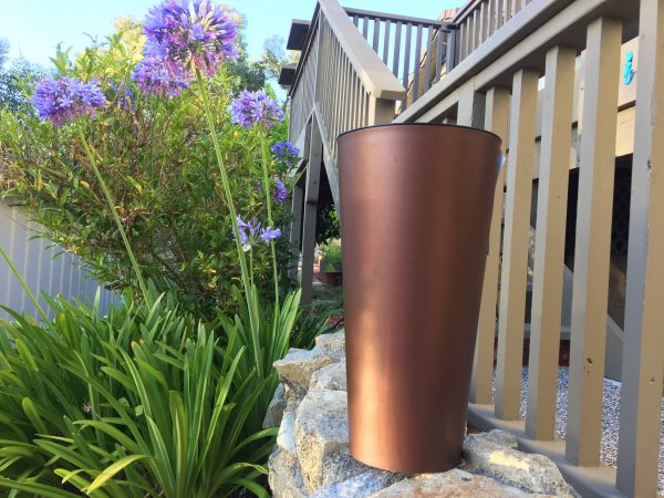 Tall Cylinder Planter